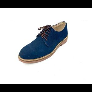 Independent Boot Company Men's Suede Leather Shoes